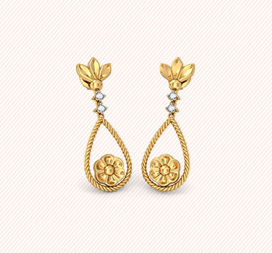 The Nestled Floralia Earrings